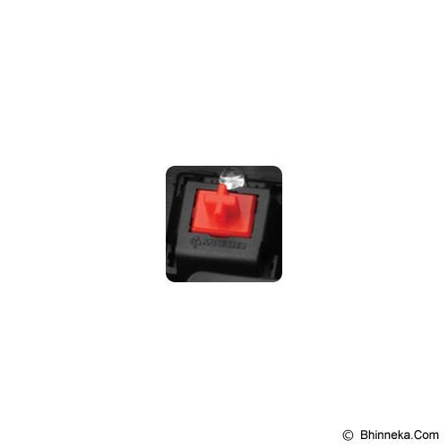 CORSAIR Vengeance K70 Cherry MX Red [CH-9000011-NA] - Black - Gaming Keyboard